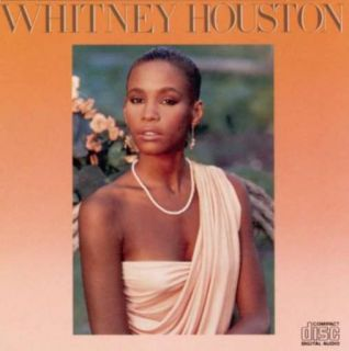 Houston Whitney Whitney Houston CD New