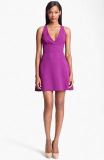 Moschino Cheap & Chic Sleeveless Crepe Dress
