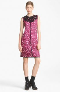 MARC JACOBS Embroidered Shift Dress