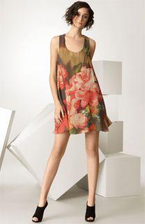 Alice + Olivia Floral Print Dress