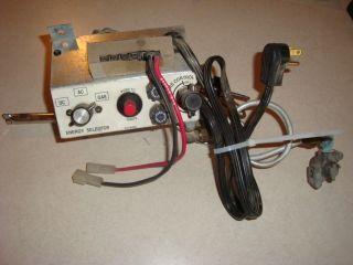 1997 Coleman Fleetwood Sunridge NorCold 3 Way Refigerator Control Pop