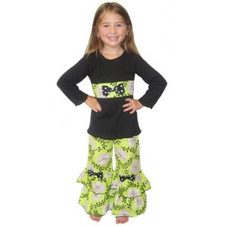 New Floral Vine Outfit Fit American Girl Doll Clothes