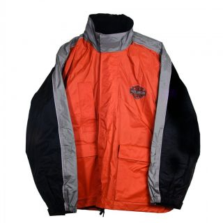 Harley Davidson Mens Adult Rain Riding Gear Jacket Pants Size Medium