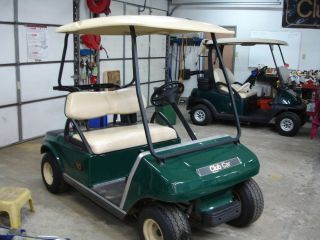 2008 Club Car GAS Golf Cart