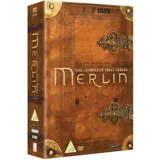Merlin Season 1 Complete DVD Adventure Drama BBC TV Series Region 2