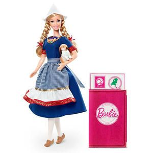 Barbie Collector Pink Label Collection Dolls Of The World Barbie Doll