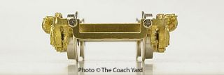 Coach Yard 0513 Passenger Car Trucks Pullman 41 HR