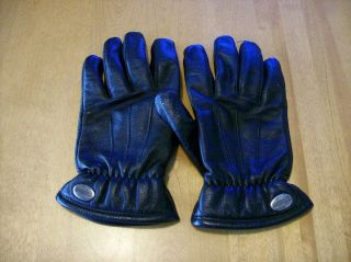 Men's Harley Davidson Leather Gloves