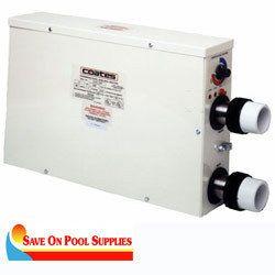 Coates St Series 240V 11 KW Electric Spa Hot Tub Heater 12411st