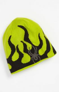 Spyder Mini Fire Hat (Little Boys)
