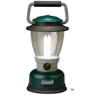 Coleman Rugged Battery Powered Lantern Family Size New