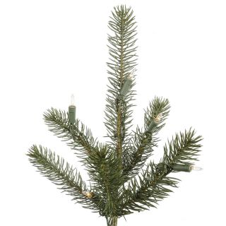 Spruce Unlit PE Tips Christmas Tree not Prelit No Lights Colf