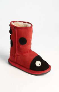 EMU Australia Little Creatures   Ladybug Boot (Toddler, Little Kid & Big Kid)