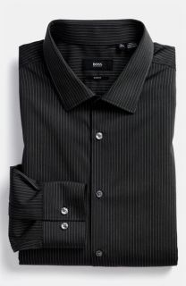 BOSS Black Slim Fit Dress Shirt