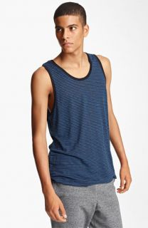 T by Alexander Wang Stripe Jersey Tank Top
