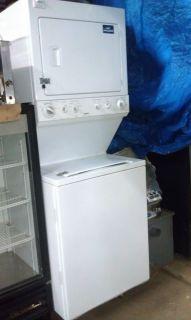 kenmore washing machine dryer combo