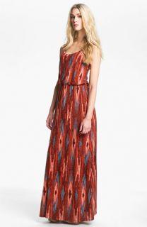 Ella Moss Santa Fe Print Maxi Dress