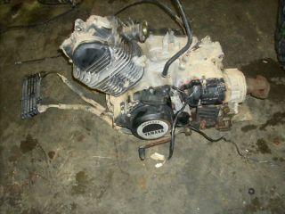 Yamaha Kodiak 400 Complete Motor Engine Cylinder Head