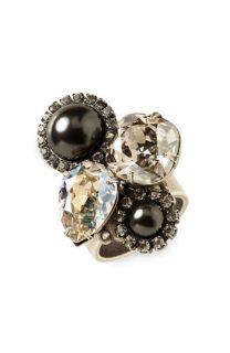 Liz Palacios Crystal Ring