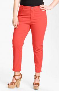 NYDJ Alisha Ankle Jeans (Plus)