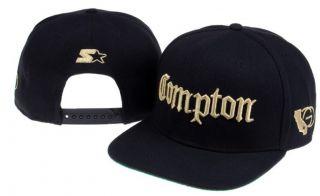 Compton Hip Hop Snapback Adjustable Cap