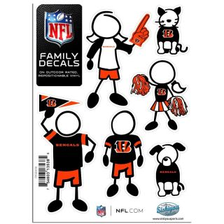 NFL Team Family Auto Decals