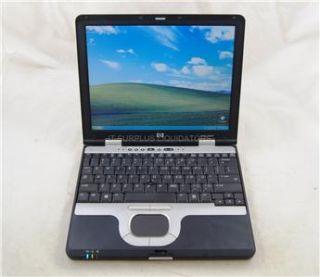 HP Compaq NC4000 12 1 Notebook Pentium M 1 5GHz CPU 512MB RAM 60GB