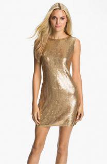 MICHAEL Michael Kors Sleeveless Sequin Dress