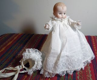 Collectible Vintage Porcelain Baby Doll 13 Estate Sale