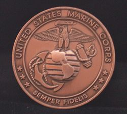 COINS ARE ONE OF THE LATEST HOT TRENDS IN MILITARY COLLECTIBLES