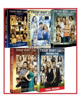 NIGHT LIGHTS 1 5 Complete Series on DVD Season 1 2 3 4 5 Seasons 1 5