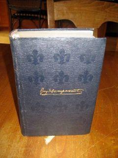 Complete Short Stories of Guy de Maupassant 10 Volumes in 1 1903