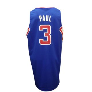 Los Angeles Clippers Chris Paul Sz L Blue Alternate Swingman Jersey