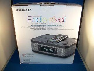 MI4703PBLK Dual Alarm Clock Radio for iPod Missing Antenna