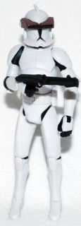 Star Wars Clone Trooper Clone Wars 3 3 4 inch Loose Removable Helmet