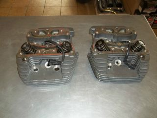 Used Screaming Eagle Cyclinder 110 Heads for Harley Davidson Twin Cam