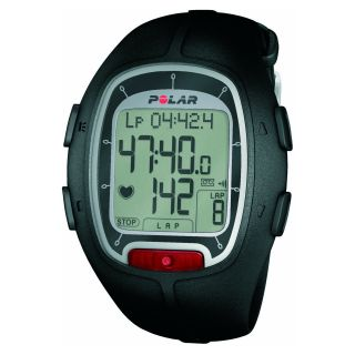 Polar RS100 Running Computer Heart Rate Monitor and Stopwatch