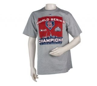 2011 MLB World Series Champs St Louis Cardinals Locker Room Tee