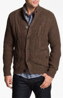 Ted Baker London Nonoise Cable Knit Cardigan