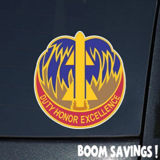 US Army 263rd Air Missile Defense Command 6 Decal Sticker Buy3 Get1
