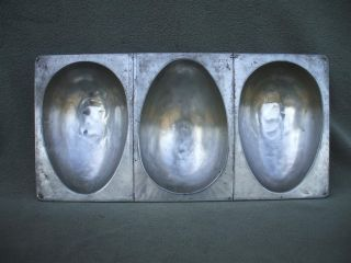 Vinage 20 by 10 Commercial? ECKO Bread Cake Baking Pan 3 Egg Shaped