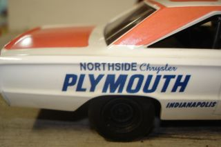1967 Plymouth Northside Chrysler 1 32nd Scale Slot Car Decals