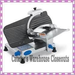 Commercial Grade Electric Deli Meat Slicer 10 1 3 HP