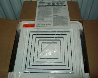 Broan Losone Select L100 Commercial Exhaust Fan 109CFM 120V Brand New