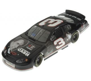Dale Earnhardt 2008 #3 Johnny Cash Die Cast 124 Scale Car —