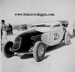 Vtg 1950s Original California Road Runners Hot Rod Scta Car Club