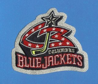 Columbus Blue Jackets NHL All Star Shoulder Patch A