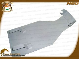 Ready 4 Paint Customized Engine Guard Plate Brand New for Triumph 3HW