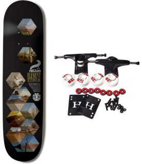 Element Skateboards Complete Skateboard Ether Helium 7 75