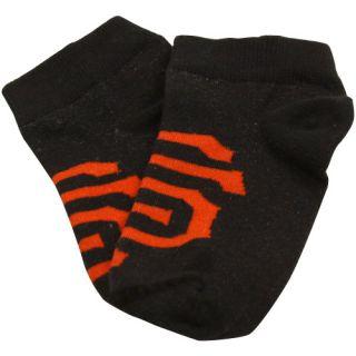 San Francisco Giants Toddler Mascot Socks   Black